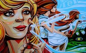 Projektowanie graffiti